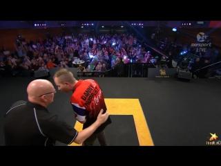 Gary Anderson v Danny Noppert (Grand Slam of Darts 2016 / Round 2)