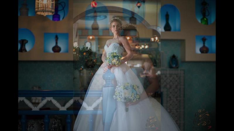 Пара№1 Ксения. Свадебный образ Backstage . Проект Ваша Особенная Свадьба