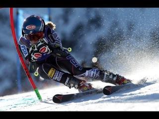 Sölden Giant Slalom  • Mikaela Shiffrin • Run 1+2