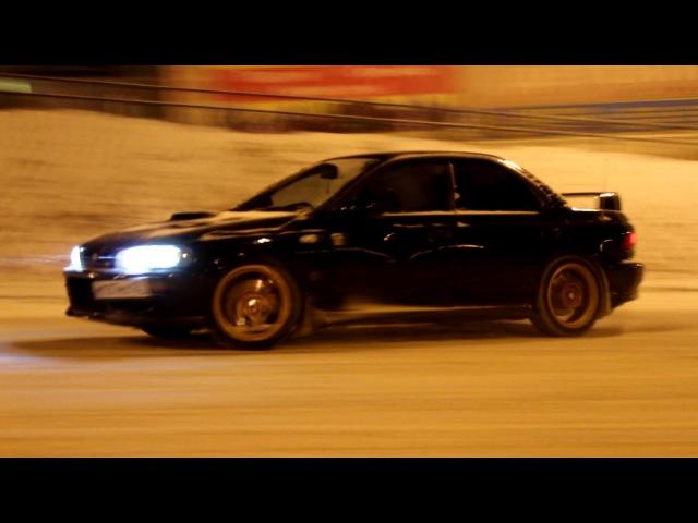 Subaru Vlog бешеные покатушки