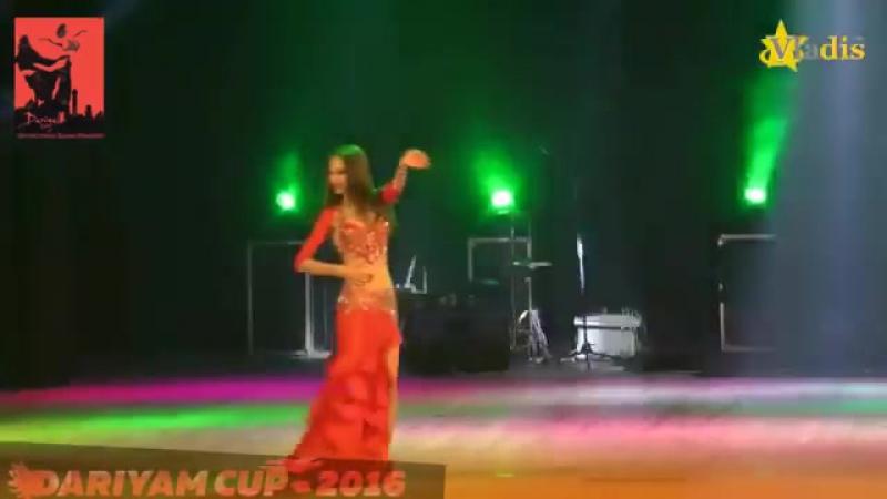 Эльнара Манафова Elnara Manafova Gala SHOW DariyaM Cup 2016