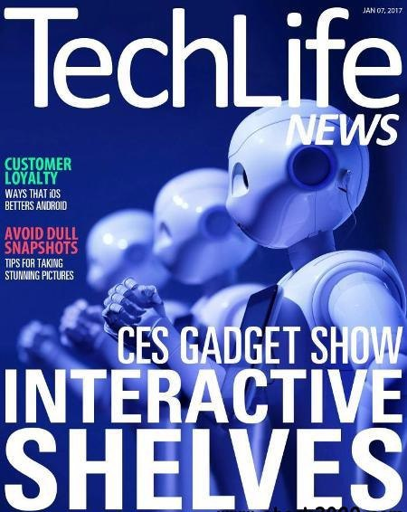 Techlife News - 7 January 2017