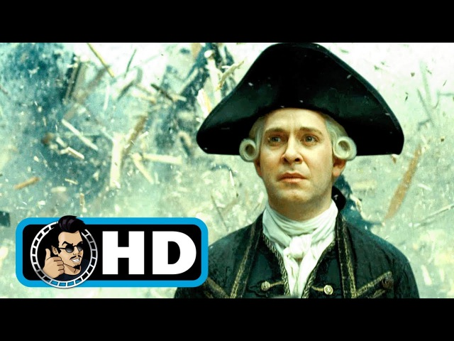 Pirates of the Caribbean: At World's End Movie CLIP - Beckett's Death Scene |FULL HD| 2007