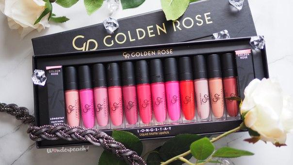 купить косметику голден роуз в украине