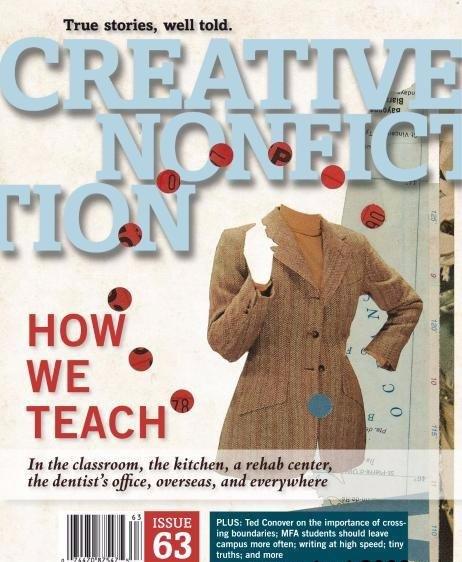 Creative Nonfiction Spring 2017