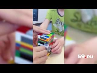 Юный пермяк изобрел детскую игру