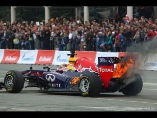 G-Drive Show Челябинск BEST Moment/ Nissan LMP-2/ Formula-1