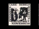 Intensive Care 1987 UK oi Rebels Rockets And Rubbermen 12