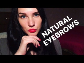 5 WAYS HOW TO: NATURAL EYEBROWS