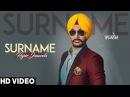 Surname Full HD Rajvir Jawanda Ft. MixSingh New Punjabi Songs 2016 Latest Punjabi Songs 2016