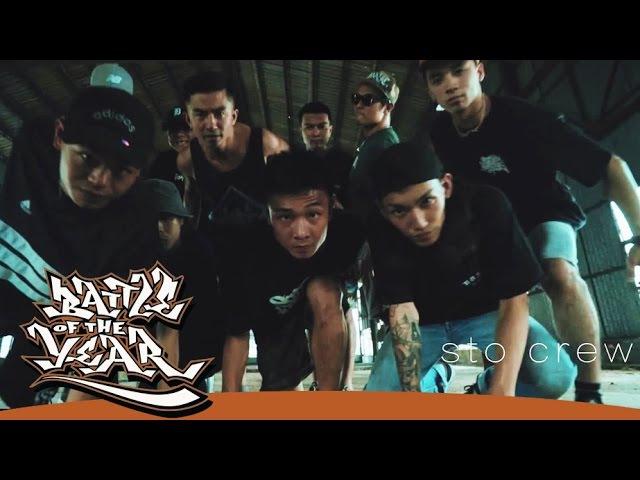 The Crews STO (China) - BOTY Finals 2016 [BOTYTV]