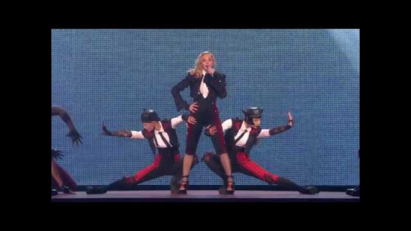 Сатанистка Мадонна Луиза Чикконе апогей аморальности и черни