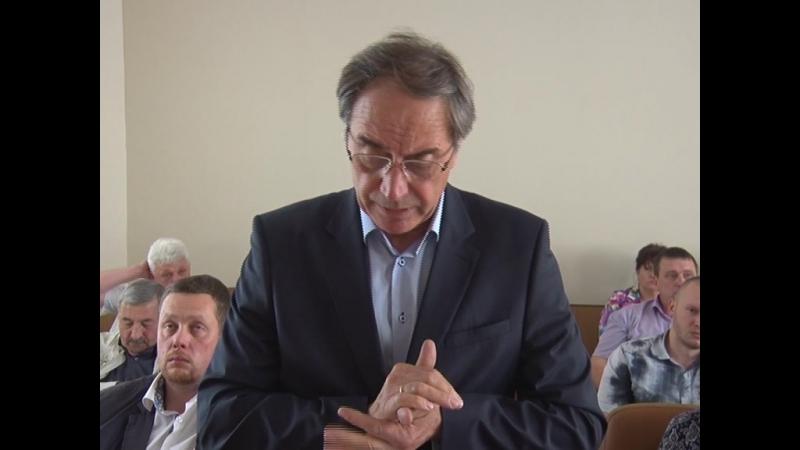 Генеральный директор ООО Регионэнергоресурс Тверь Владимир Плешаков о ситуации в Ржеве