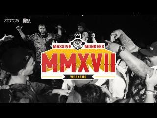Massive Monkees Day 2017 RECAP ►.stance◄