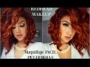 Maquillaje FACIL Pelirrojas Easy makeup for REDHEAD Girls| auroramakeup