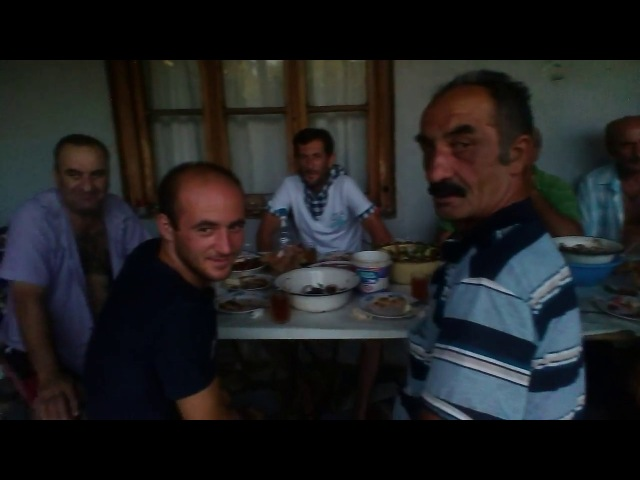 Qeifi shildashi turistsixe 19 08 2017 Грузия с Шилда