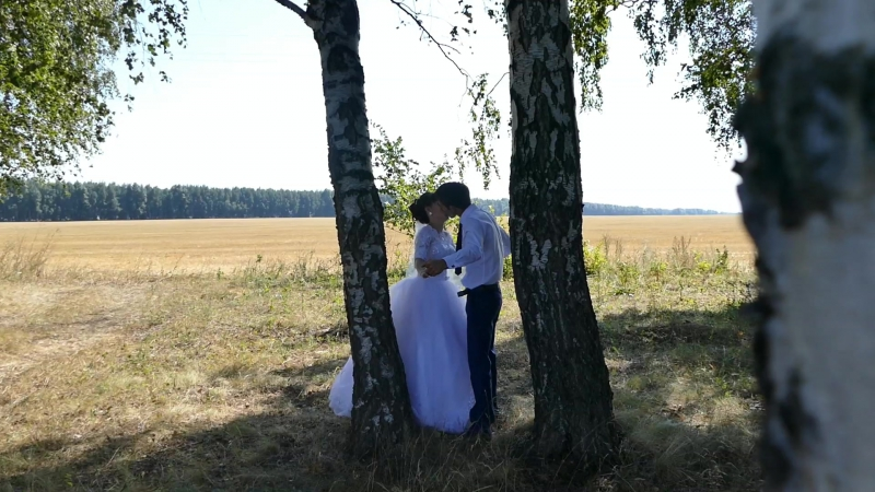 Wedding day Marat Sirina