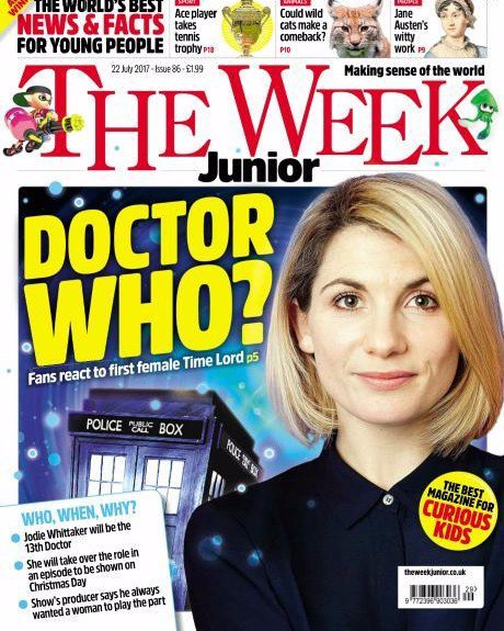 The Week Junior UK Issue 86 22 July 2017