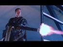 M134 Minigun Терминатор 2 Судный день 1991 сцена 7 10 HD