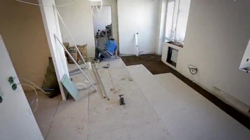 Капитальный ремонт квартиры с Клас Мастер