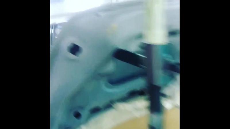 Bodywork preparation spraypainter polish big Лондон 08 08 2017