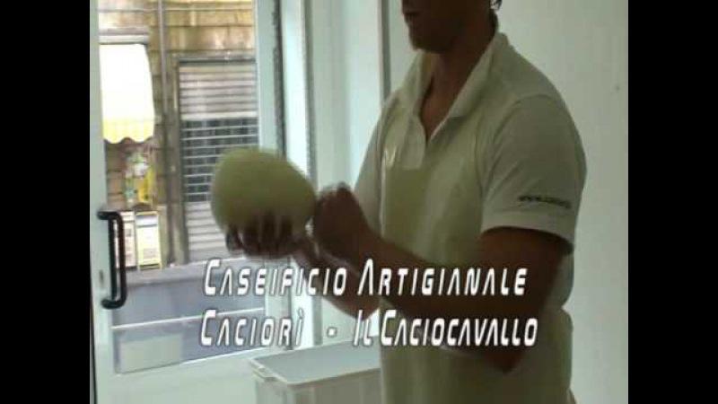 Caseificio Caciorì Produzione scamorza caciocavallo