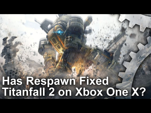 4K Has Respawn Fixed Titanfall 2 on Xbox One X New PS4 Pro PC Graphics Comparisons