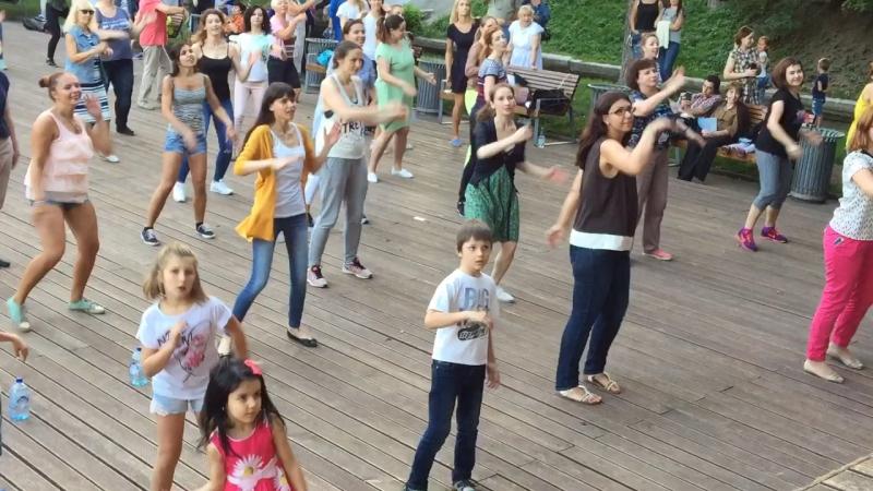 Летняя школа танцев Е. Папунаишвили