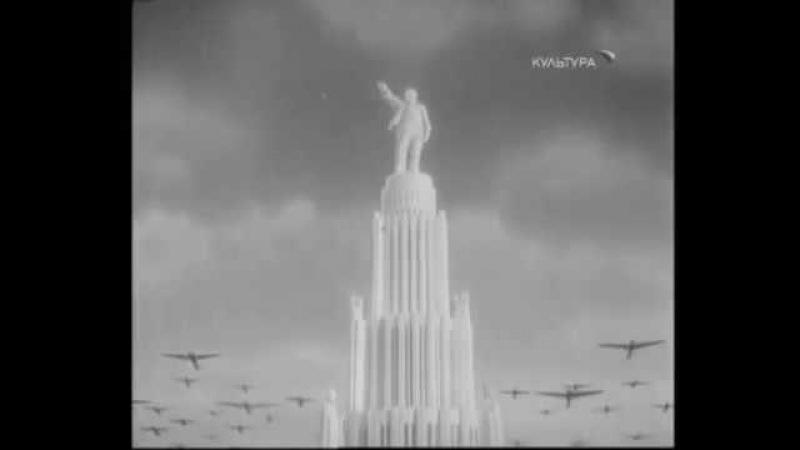Новая Москва Сталинский план реконструкции Москвы 1938