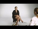 Ashley Graham and Candice Huffine On the Set of Lane Bryant s Fall 2017 Lingerie Campaign