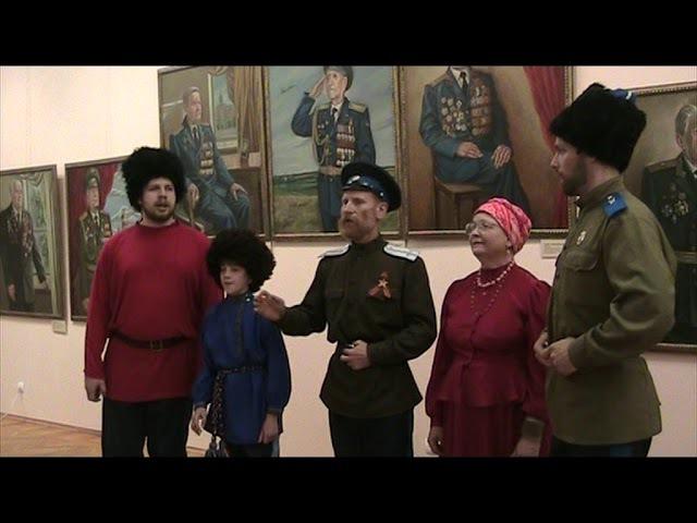Семейный фольклорный ансамбль Багренье