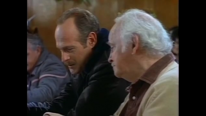 A Hobo´s Christmas 1987 Barnard Hughes Gerald McRaney Wendy Crewson William Hickey Lee Weaver Jamie Sorrentini