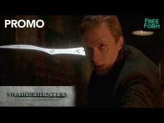 Shadowhunters | Season 2B Trailer: Uprising | Freeform
