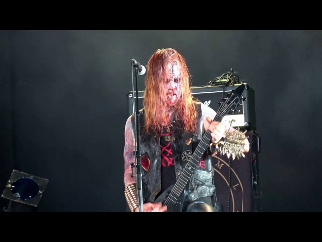Behexen - By The Blessing Of Satan - Hellfest 2016