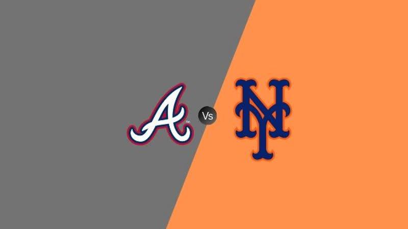 NL / 24.08.2019 / ATL Braves @ NY Mets (2/3)