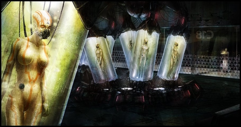 Технологии Секретных Космических Программ (+описание технологий переноса души и киборгизации) 0WZVuh-VI0c
