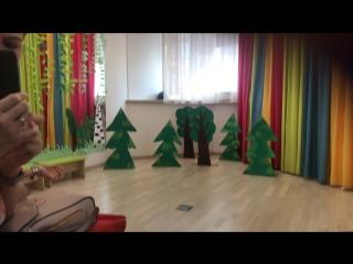 ART HELLO | Детский сад | Лиственный  Live