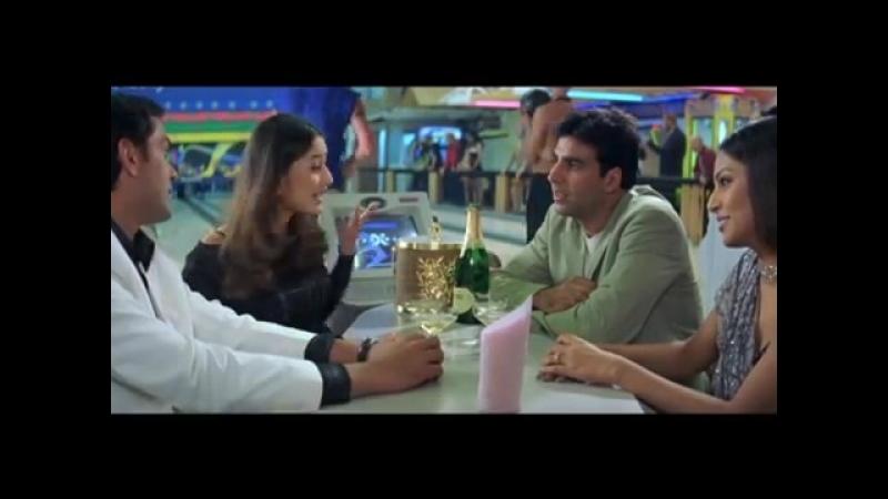 Ajnabee Коварный незнакомец Akshay Kumar Bobby Deol Kareena Kapoor Bipasha Basu