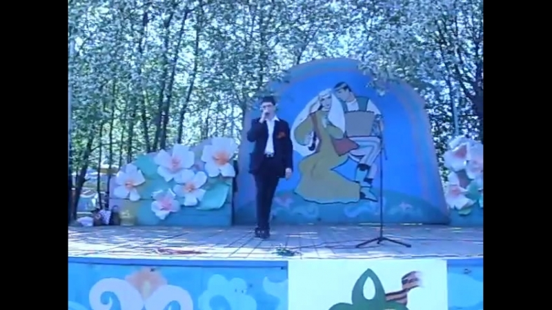 Deelay feat Original памяти выступление в Парке победы 7 05 2010 Гала концерт