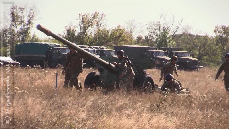 Кращий артилерійський підрозділ Об'єднаних сил