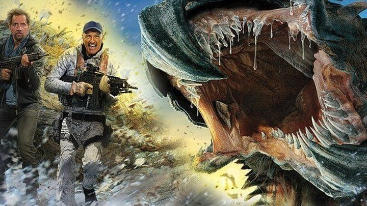 Дрожь земли 6 (2018) Tremors A Cold Day in Hell