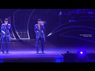- тур Begin Again в Токио, 4 день. Bolero