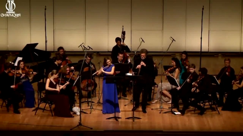 J P Rameau Hippolyte et Aricie RCT 43 extrait The State Academic Chamber Orchestra of Russia Alexey Utkin