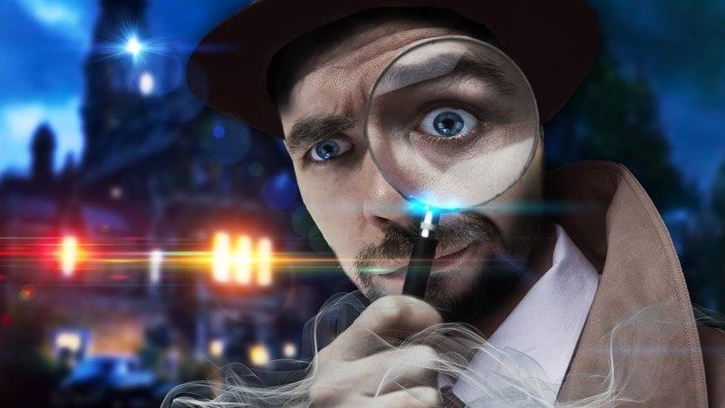WHO DID THE MURDER!   Cluedo 1 w Ethan Robin