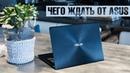 ASUS ZenBook Pro 14, TUF Gaming FX705 и FX505, VivoBook S14, Intel Optane и другие нужные вещи