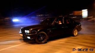 D-MAN 93 Pride Of Ukraine BMW Drift (Пятничная встреча )