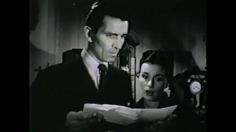 The 13th Letter Cartas envenenadas Otto Preminger 1951 VOSE