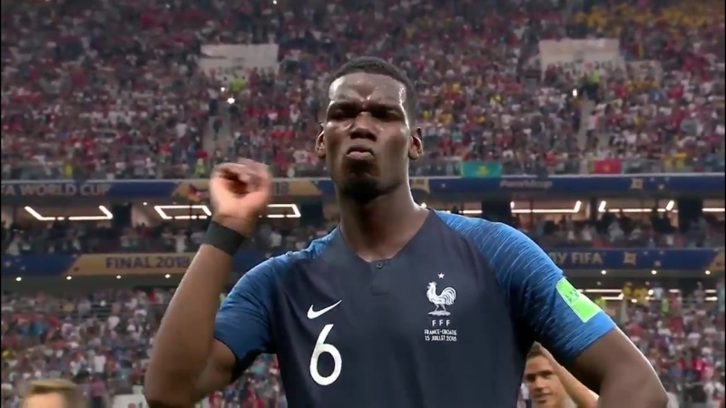 Paul Pogba to critics and Doubting Thomases: it's time to kiss the ring