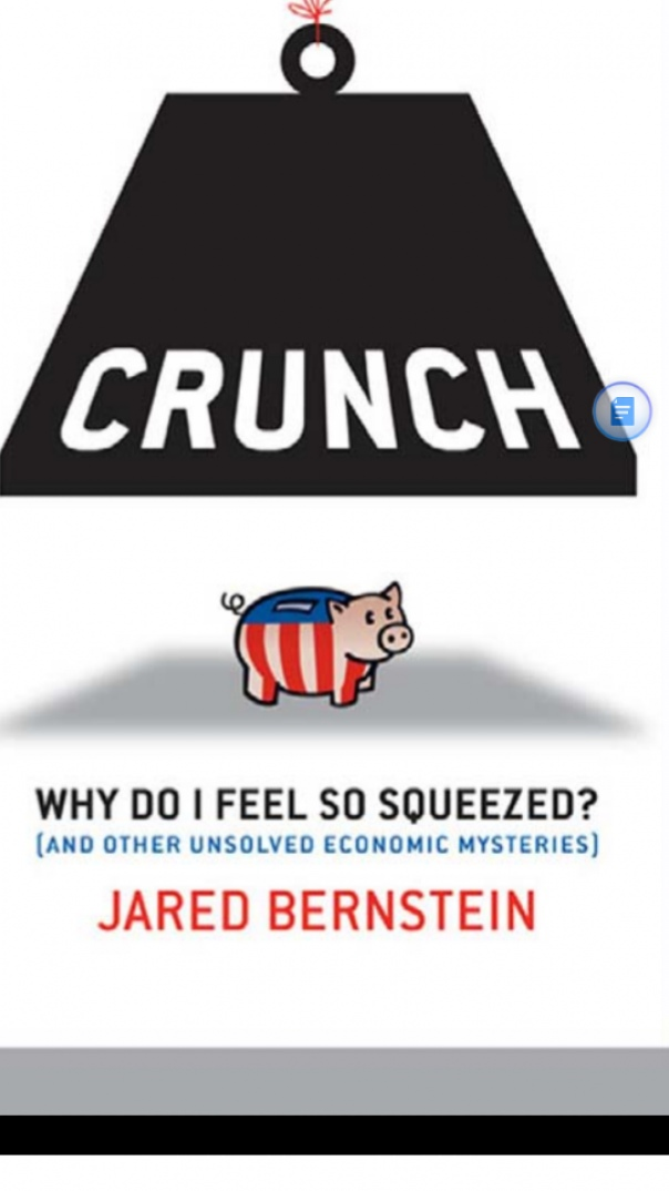 Crunch Why Do I Feel So Squeezed