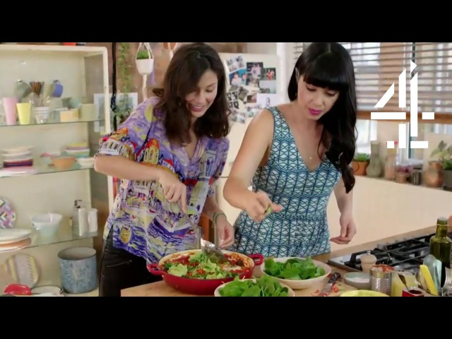 How to Make Huevos Rancheros with Guacamole Eating Well with Hemsley Hemsley